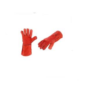 kaynakçı eldiveni